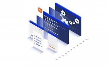 web app development process stages