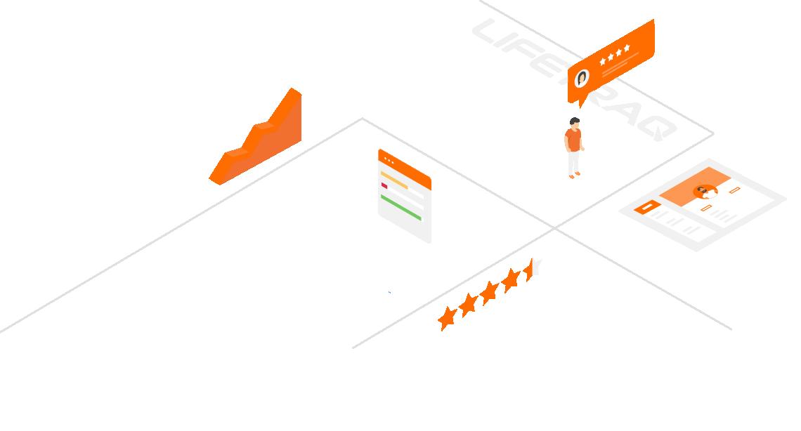 lifetraq platform
