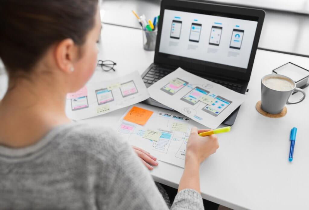 application prototyping process