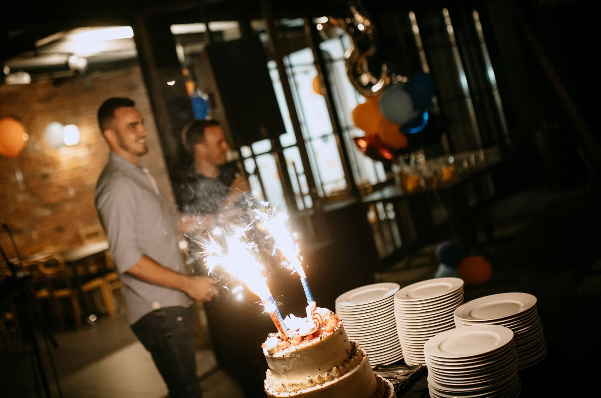 birthday party studio